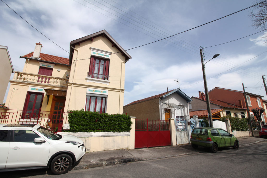 Rue Deauville