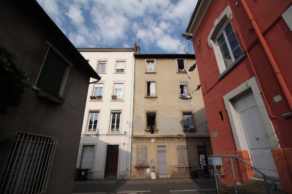 Rue Bourgchanin Villeurbanne