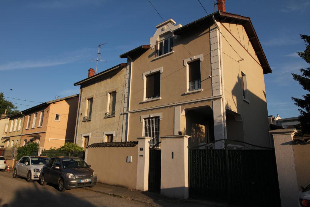 Impasse des iris, Villeurbanne