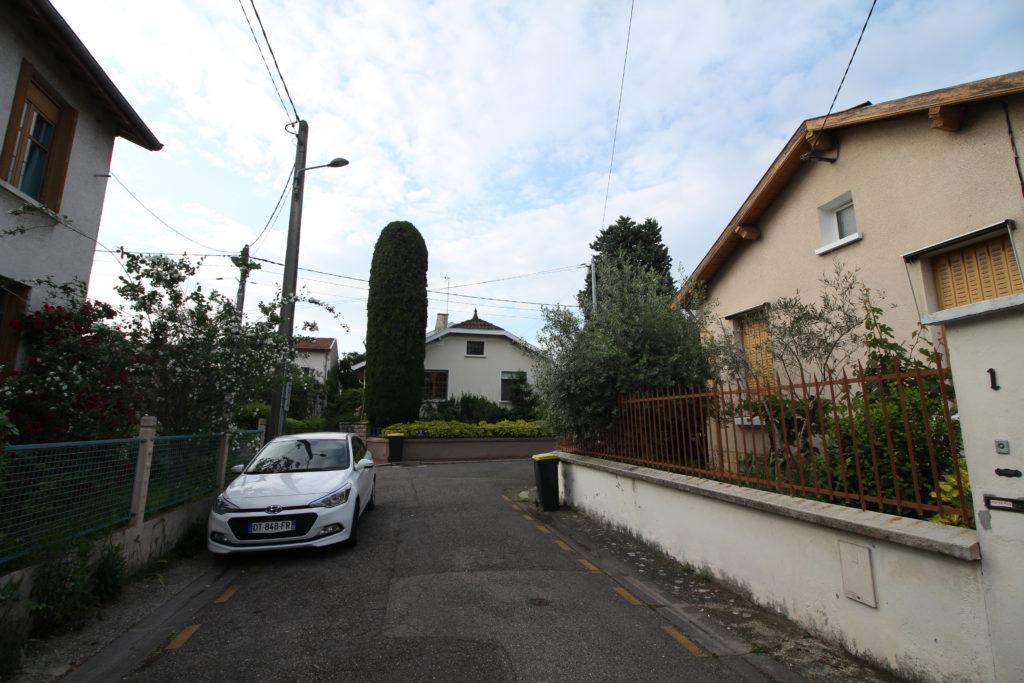 Rue Chosson aux Poulettes