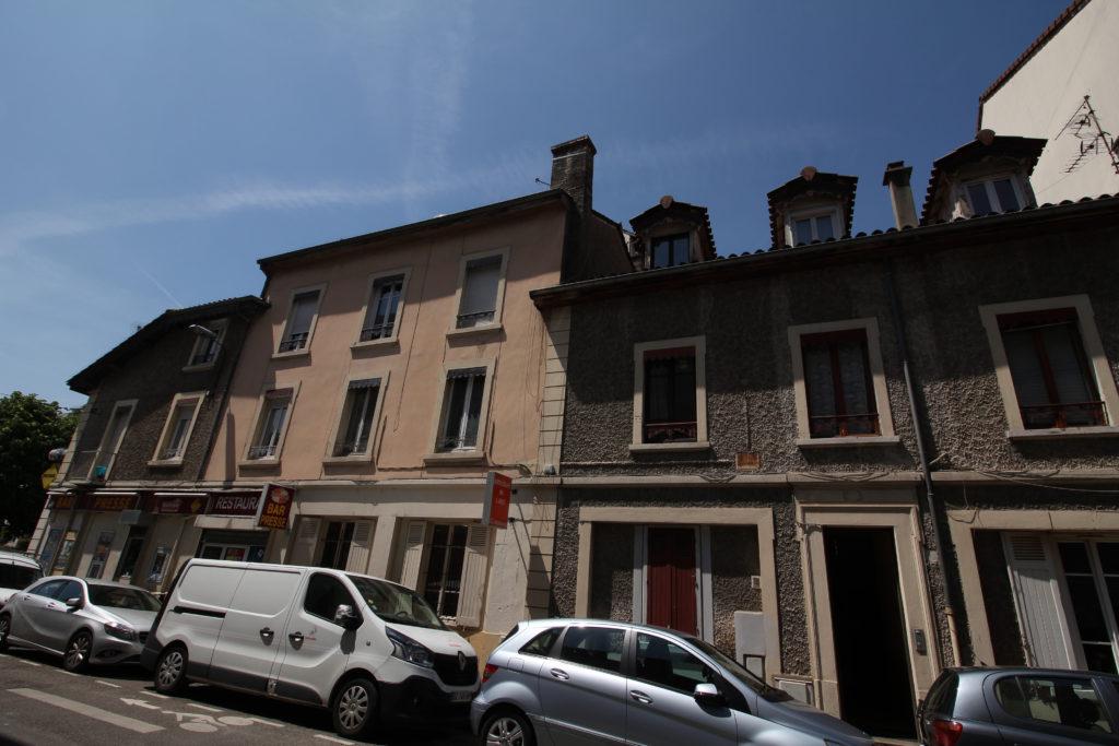 rue Louis Goux et 4 aout 1789