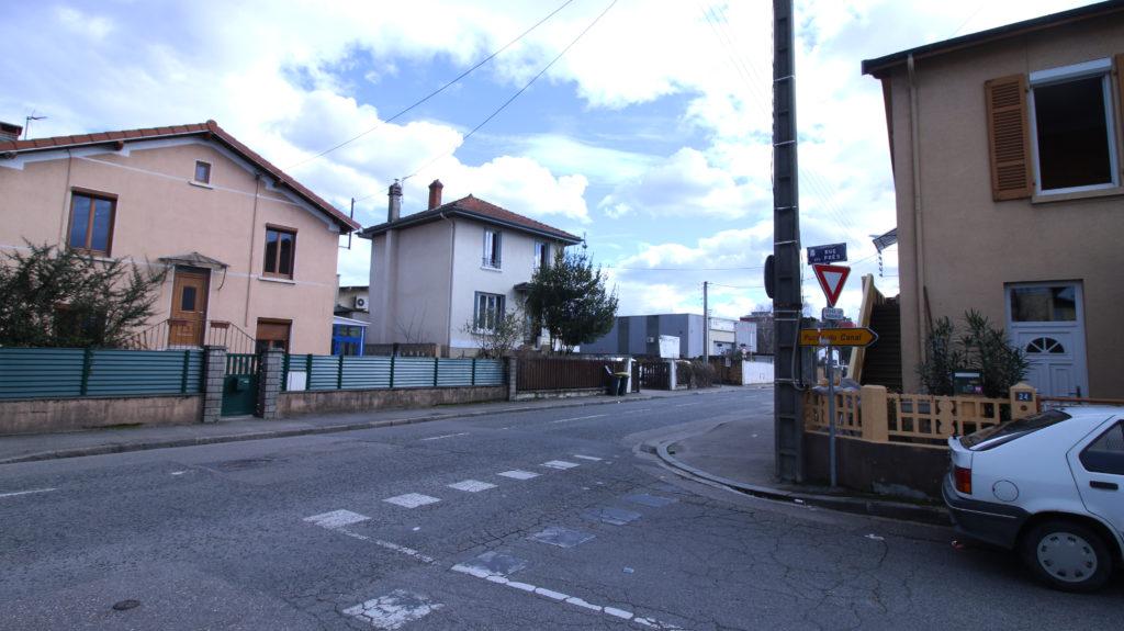 Rue des près et de Verdun (St jean)
