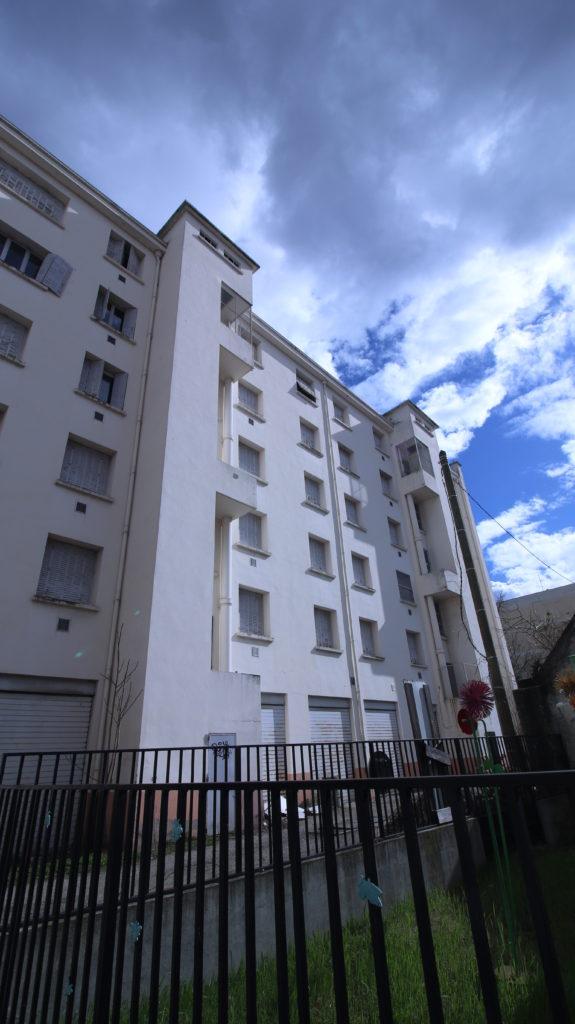 Rue léon Chomel et rue Pressensé