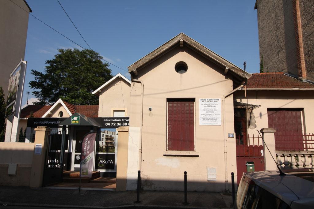 5 et 7 rue faillebin, Villeurbanne