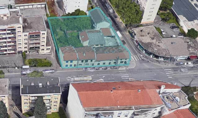 161 à 165 rue Léon Blum et n° 62 rue Frederic Fays, Villeurbanne