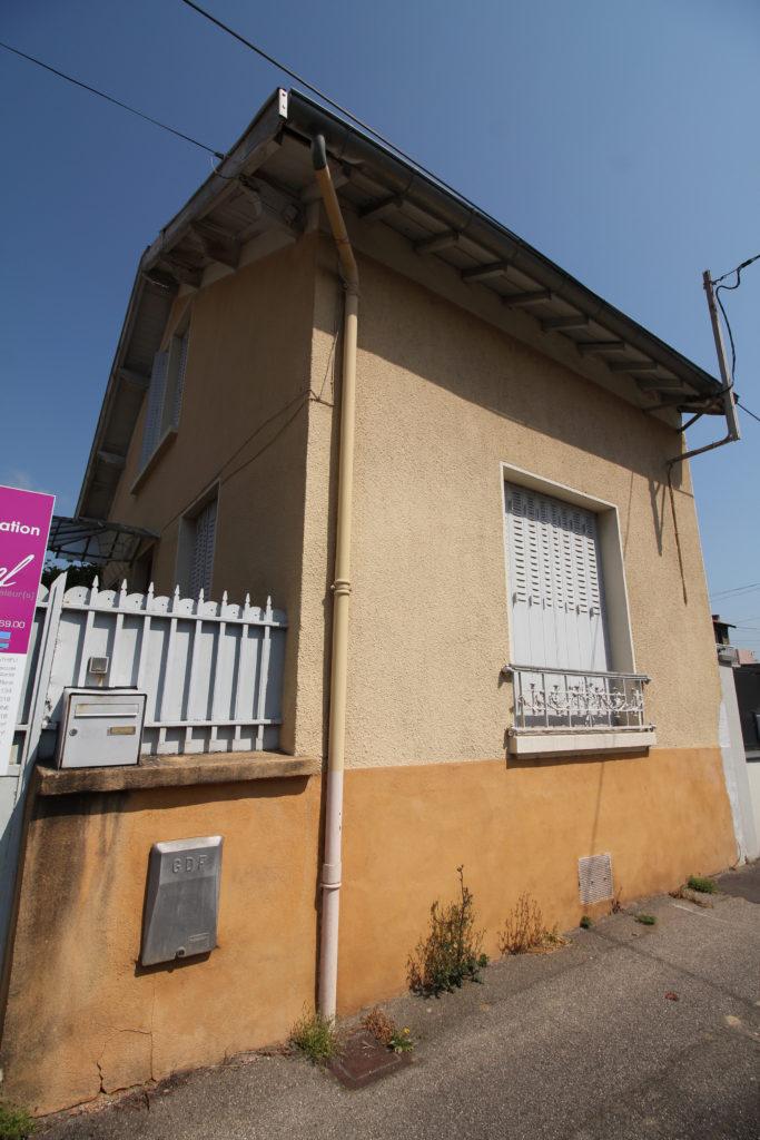 N° 19 rue rené, Villeurbanne