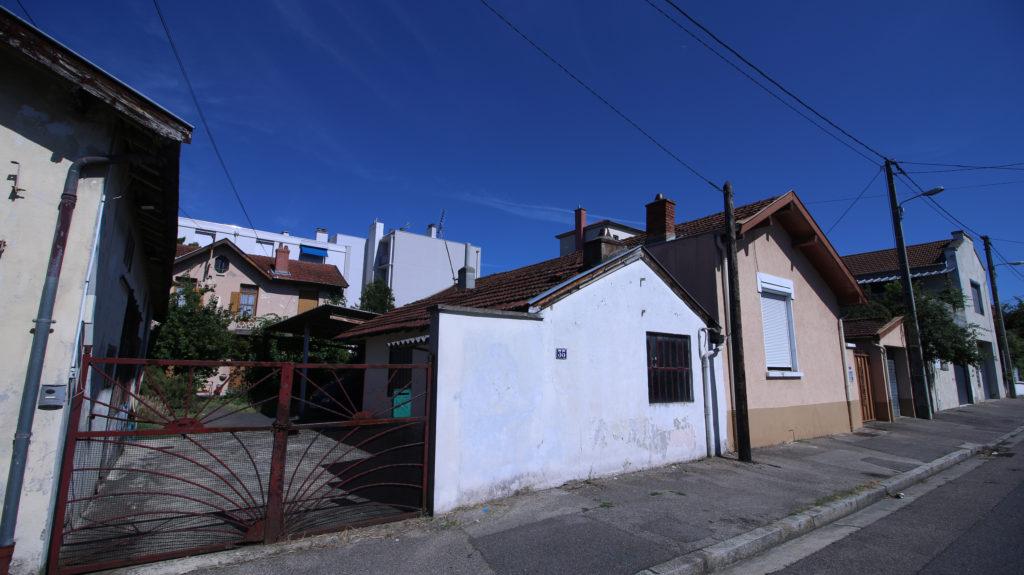 35 à 39 rue des alliés, Villeurbanne