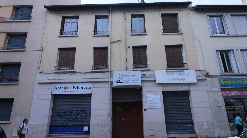 N° 95 Avenue Salengro Villeurbanne