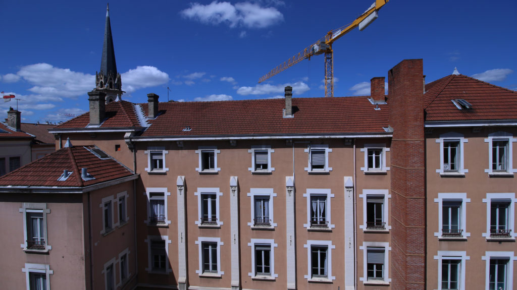 Hôpital des Charmettes
