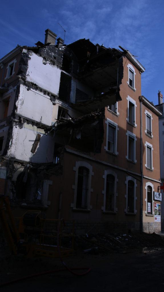 hôpital des Charmettes coté rue de la Viabert
